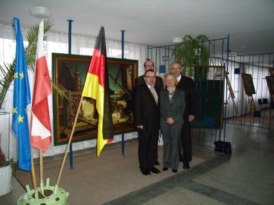 Tomasz Stróż, Andrzej Piwowarczyk, Magdalena Baur, Norbert Baur