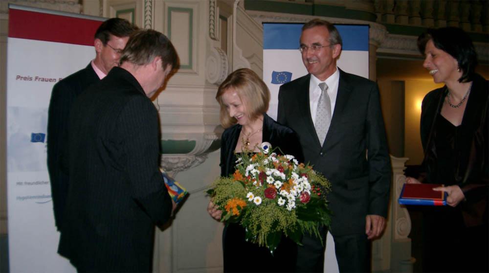 Wolfgang Mauler - Stephan Greb - Magdalena Baur - Norbert Baur - Isolde Thiem