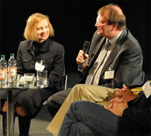 Magdalena Baur,  Prof. Dr. Alfred Forchel
